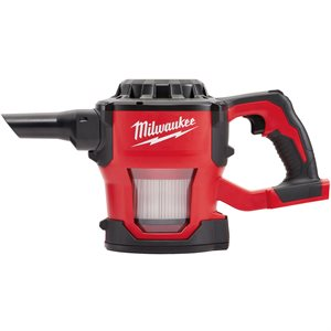 MILWAUKEE - 0882-20 - M18 18V Cordless 1.1L Handheld Vaccum Tool Only