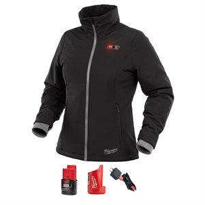 Milwaukee Women Heated Jacket with batterie and charger