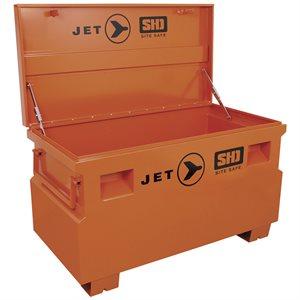 JET - 842481 - COFFRE À OUTILS DE CHANTIER DE 48 PO X 24 PO - USAGE TRÉS INTENSIF - JBTS4824