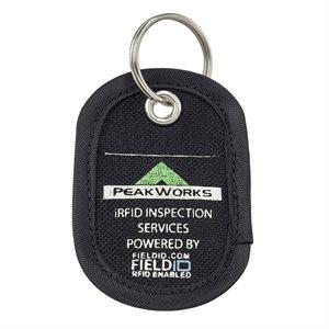 PEAKWORKS - V860402 - ÉTUI À ŒILLET POUR DISPOSITIF RFID - RFID-1