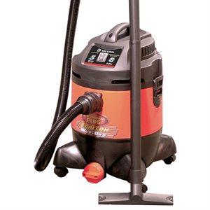 8530LP - Aspirateur de matériaux sec-humides 8 gallons - KING CANADA