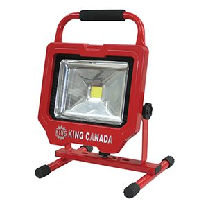KC-3601LED - Lampe de travail DEL de 3600 lumens - KING CANADA