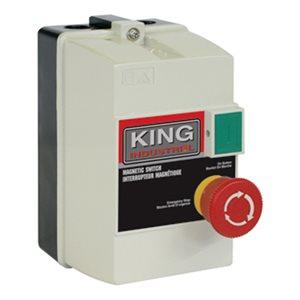 KMAG-220-811 - Interrupteur magnétique 220V (8-11 amp,) - KING CANADA