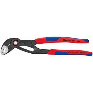 87 22 250 - Pince Cobra® de style QuickSet– Préhension confortable 8722250 - KNIPEX