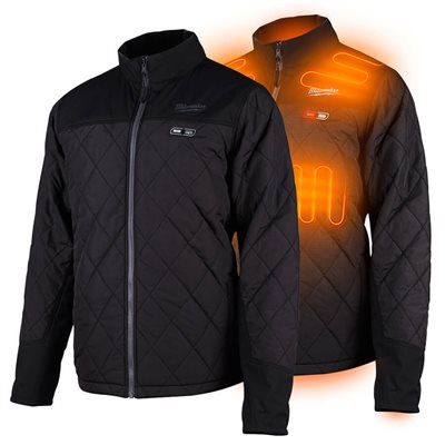 203B-20S - Heated Jacket - AXIS Only S - MILWAUKEE