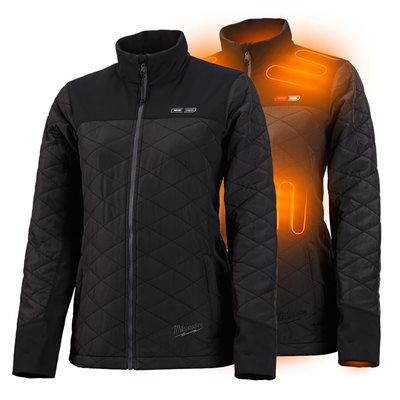 233B-21S - Heated Women's Jacket - Axis Kit S - MILWAUKEE
