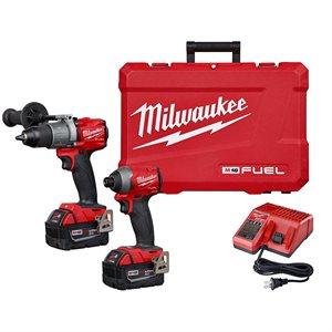 2997-22 M18 Fuel : Milwaukee propose une version améliorée