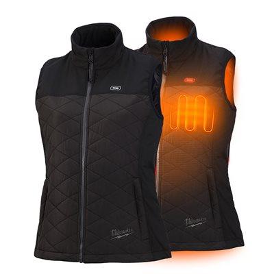 Veste chauffante M12 AXIS pour femme