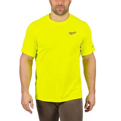 T-Shirt léger manches courtes - HI-VIS M