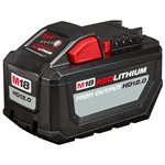 48-11-1812 - M18 REDLITHIUM HIGH OUTPUT HD12.0 BATTERY PACK - MILWAUKEE