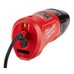 48-59-1201 - Chargeur et source d'énergie portable M12 - MILWAUKEE
