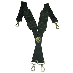 43606 Molded Air-Channel Suspenders - Rack A Tiers