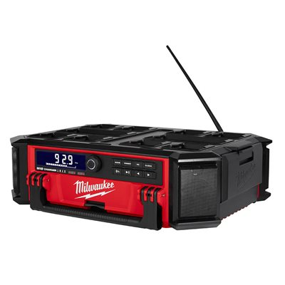 Radio chargeur Packout Milwaukee 2950-20