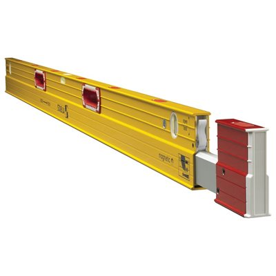 34610 6'-10' MAGNETIC PLATE LEVEL 2 - STABILA