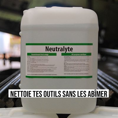 Assainissant tout usage Neutralyte 20L