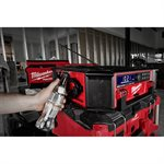 2950-20 Milwaukee Packout Radio and charger