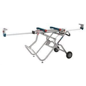T4B Support de scie à onglet Gravity-Rise avec roues - BOSCH